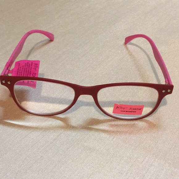 4cf552322a Betsey Johnson Reading Glasses